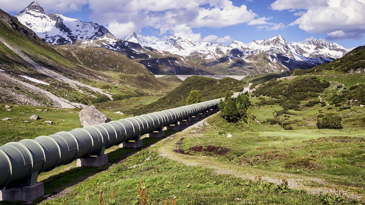 Очистка магистральных трубопроводов сложной конфигурации и переменного диаметра от отложений