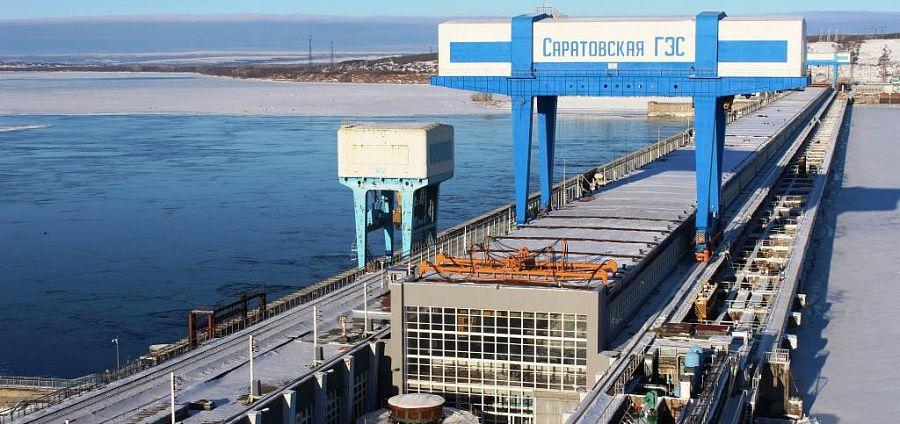 Мощность Саратовской ГЭС выросла на 12 МВт