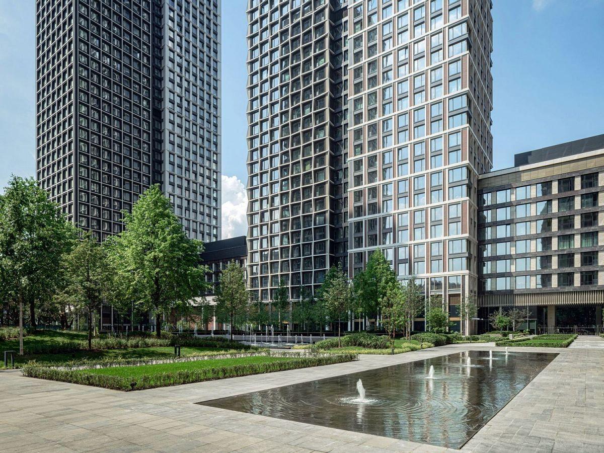 Удобства во дворе: частные парки как новый формат городских пространств