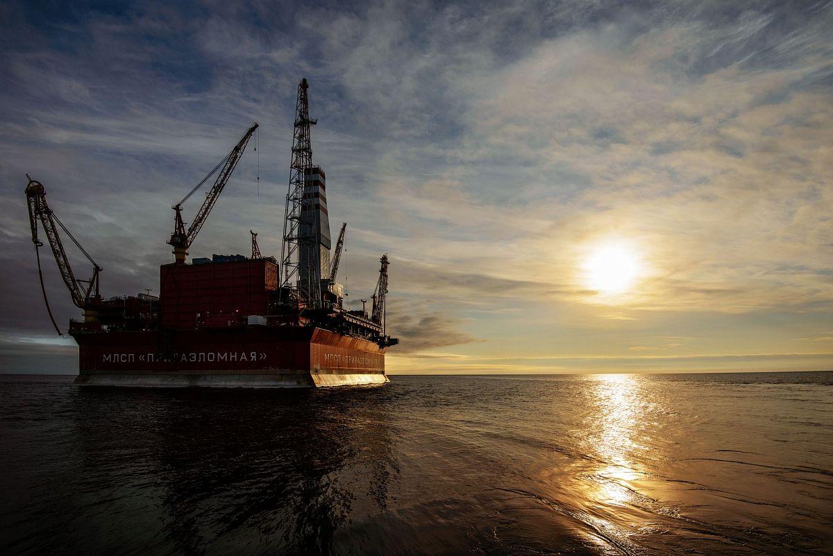Состояние и перспективы освоения углеводородных ресурсов Арктического шельфа России
