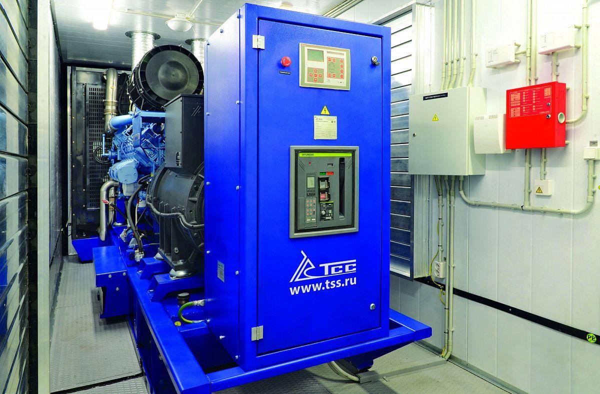 ГК ТСС: правильный выбор дизельной генераторной установки