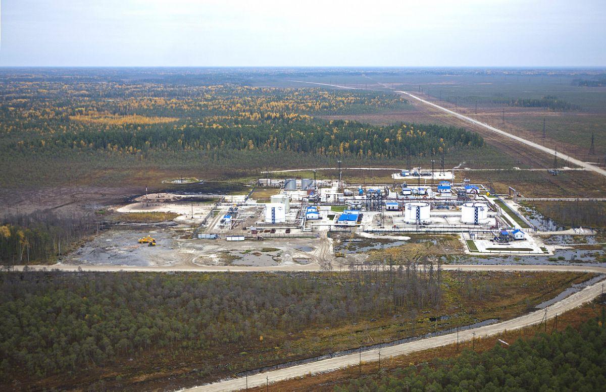 Газпром и BASF обменивают активы