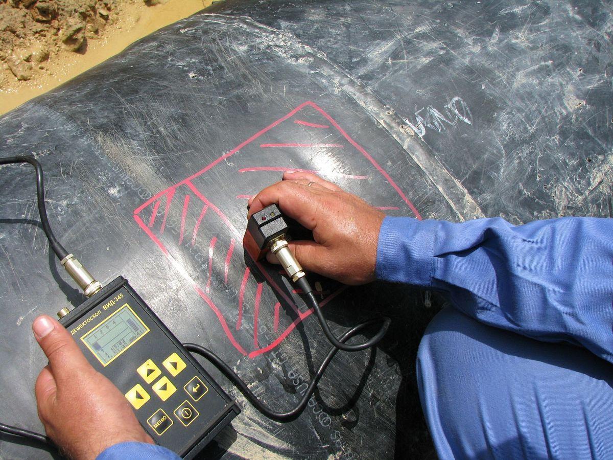 Магнитная томография для «нулевой инспекции»  технического состояния вновь построенного газопровода