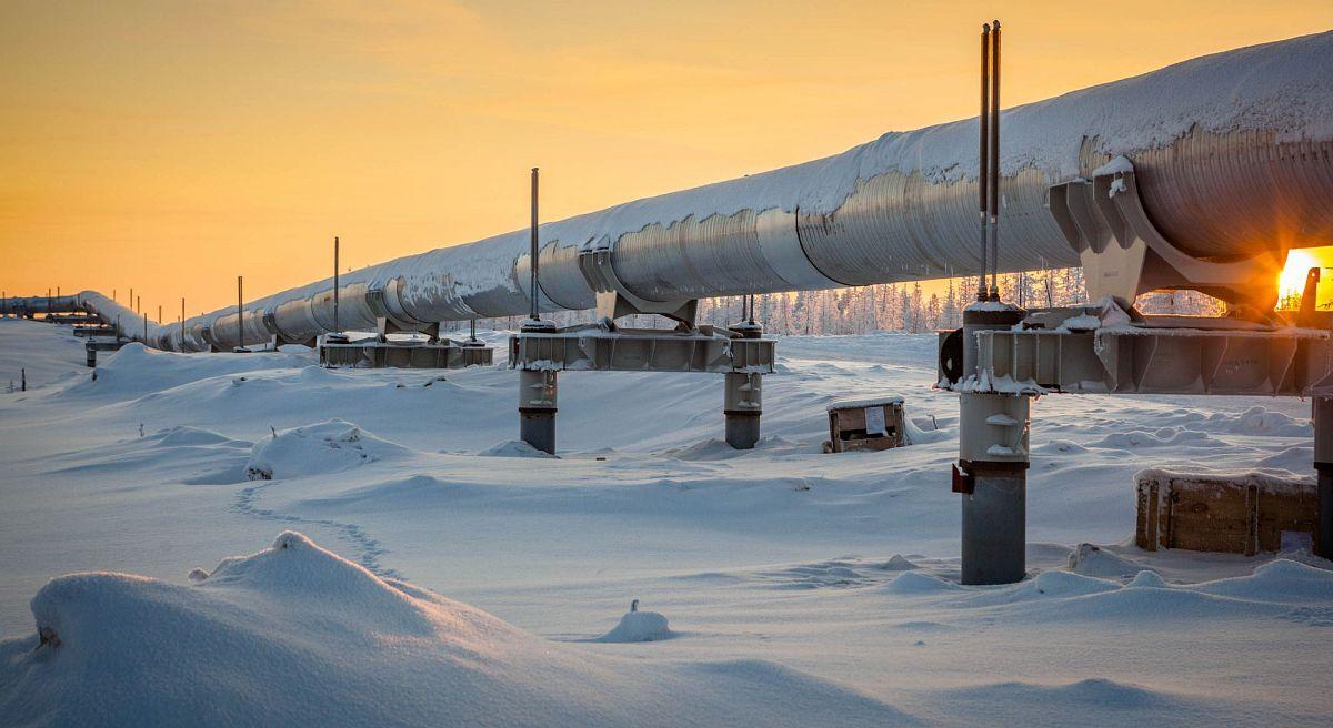 Защита арктических трубопроводов