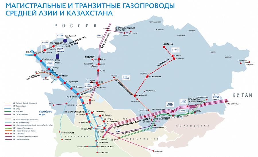 Казахстанский газовый рынок – время самостоятельности