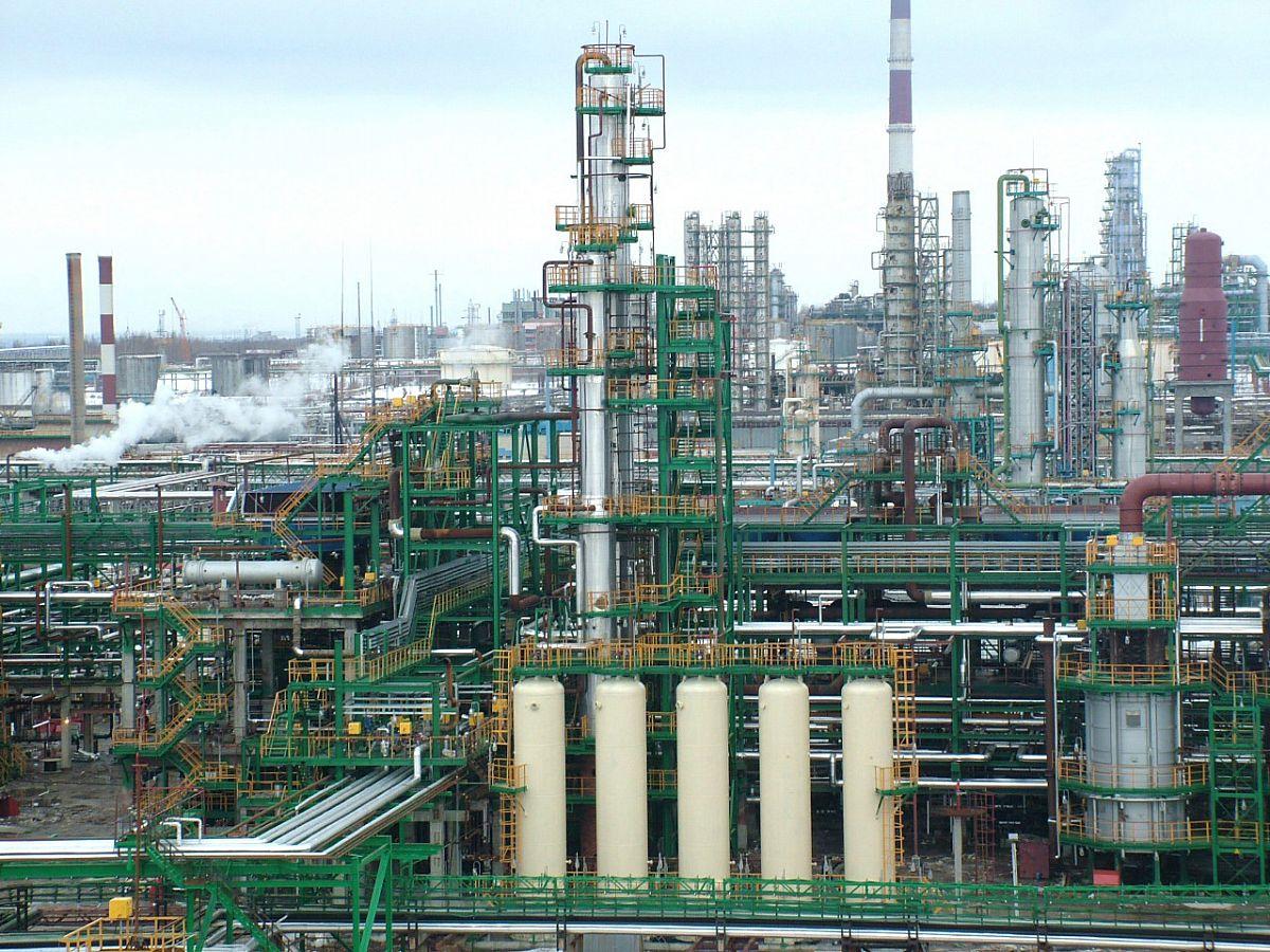 Металлоносные нефти: каталитические яды или источник получения металлов