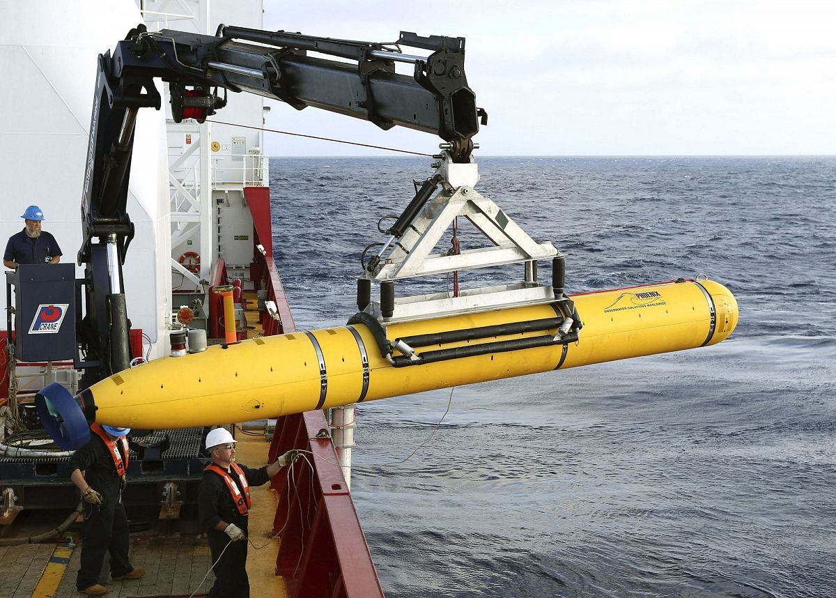 Современные технологии подводного видения. Адаптивная система фото и видео регистрации  для автономных необитаемых подводных аппаратов