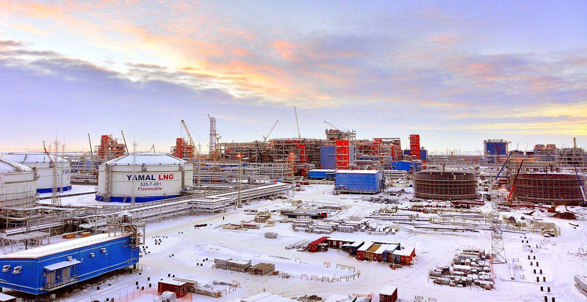 АО «Трест КХМ» в СПГ проектах путь России к лидерству на мировом рынке энергоносителей