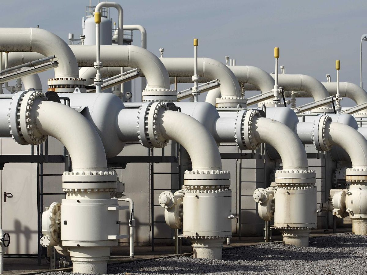 Турецкий поток потечет в газовый хаб Баумгартен?