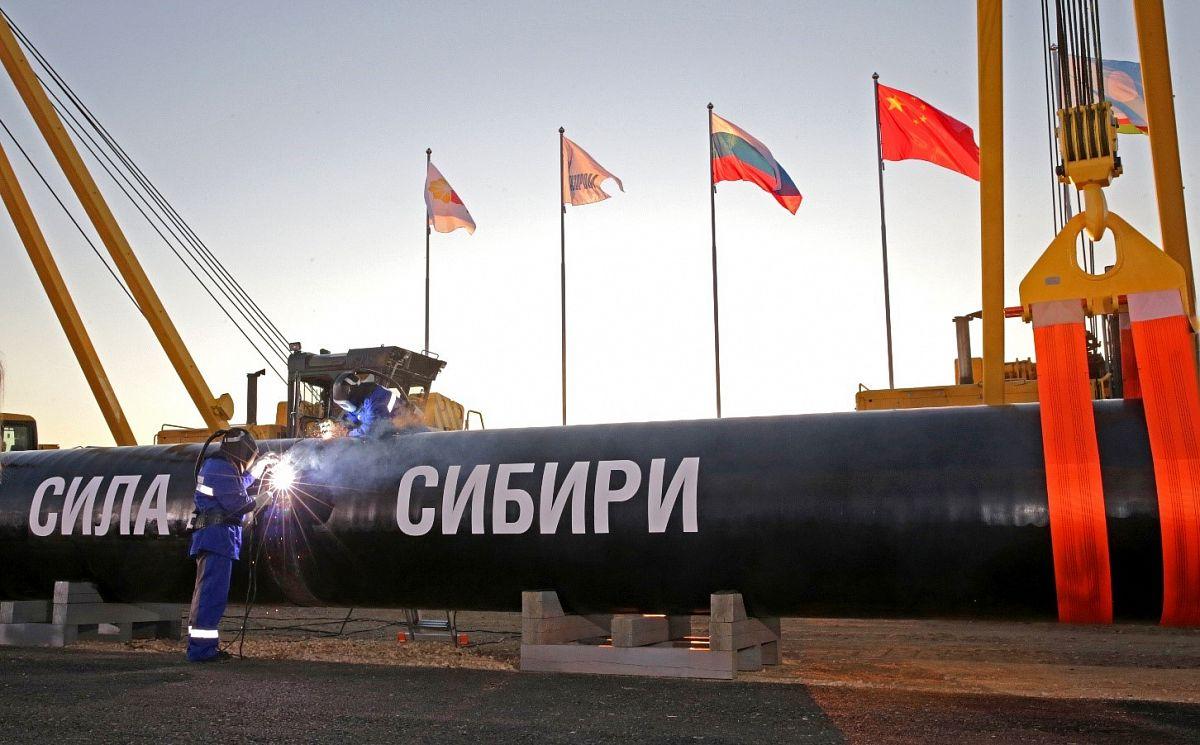 Анализ внешнеторгового процесса между Россией и КНР на примере проектов поставок газа
