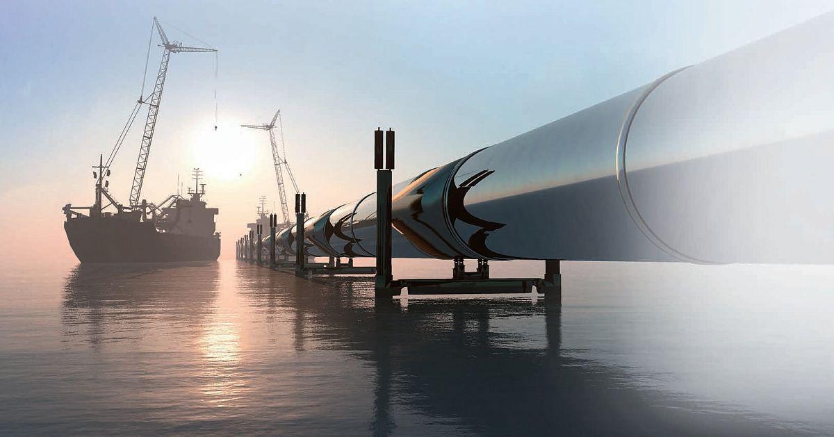 Морские трубопроводы в Арктике. Проблемы геотехнического мониторинга