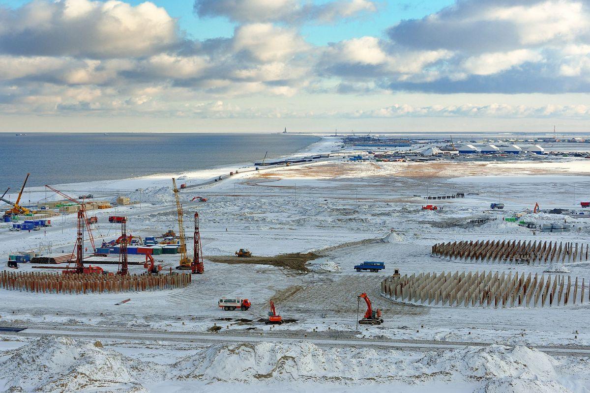 Досягаемая Арктика. Компания «Трест Коксохиммонтаж» на проекте «Ямал СПГ»