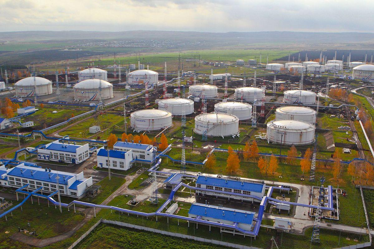 Планирование эффективной работы  нефтепроводного предприятия