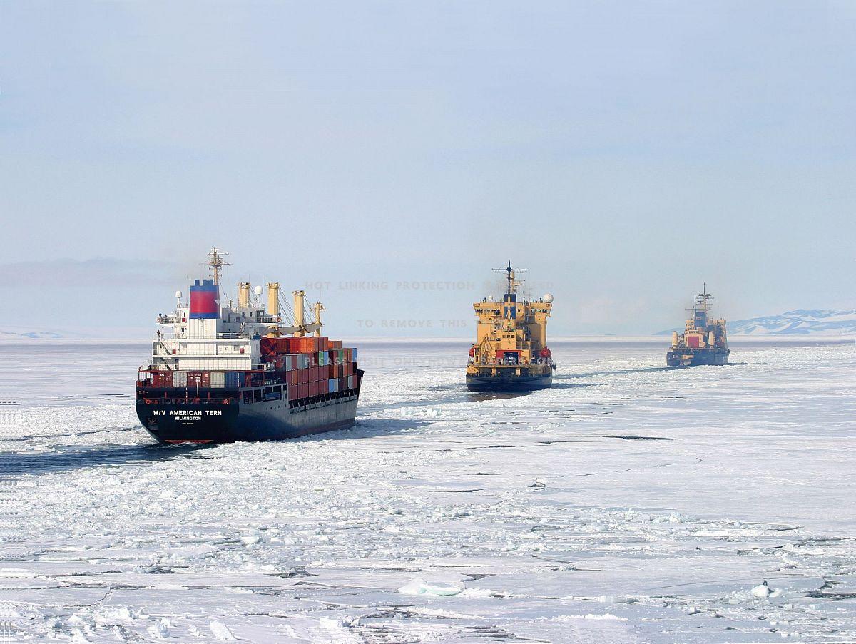 Изменение климата в акватории морей СМП  Эколого-экономические последствия для глобального развития Арктики