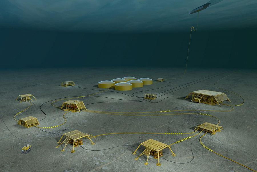 ABB and Statoil to develop deepwater subsea power and control technologies