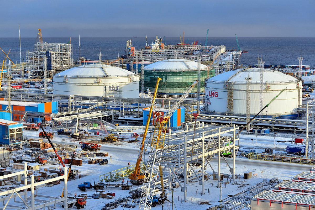 Большие планы российского СПГ