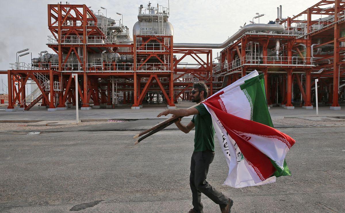 Роль нефтегазовых доходов в иранской экономике в 2020 г.
