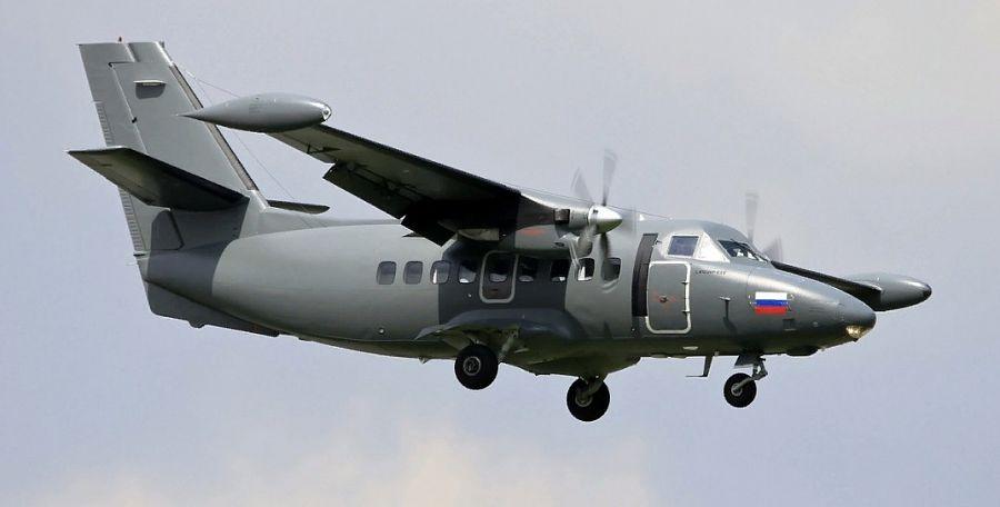 Сертифицировать региональный самолет L-410UVP-E20 с российским газотурбинным двигателем ВК-800C планируется в 2020 г