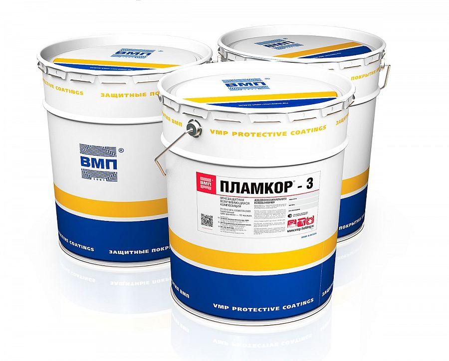 Композиция ПЛАМКОР-3 внесена в Единый реестр ПАО «Газпром»