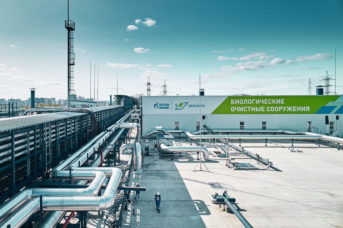 Решения ГК «ССТ» обогревают экологический комплекс «Биосфера» Московского НПЗ