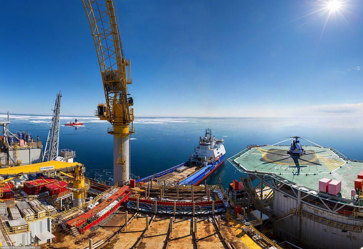 Инновационная атомная энергетика в преддверии шельфовых проектов в Арктике