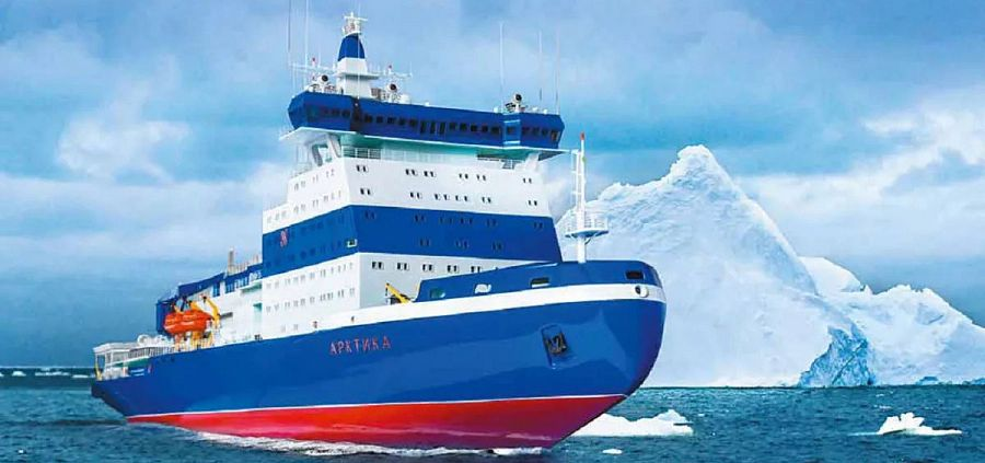 Rosatomflot's icebreakers steered 331 ships of 12.7 mln ton total capacity in 2018