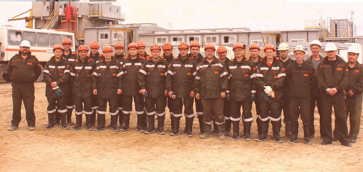 ООО «НОВАТЭК-ТАРКОСАЛЕНЕФТЕГАЗ» и Ямальский филиал АО «ССК» – второй пятилетний план сотрудничества продолжается