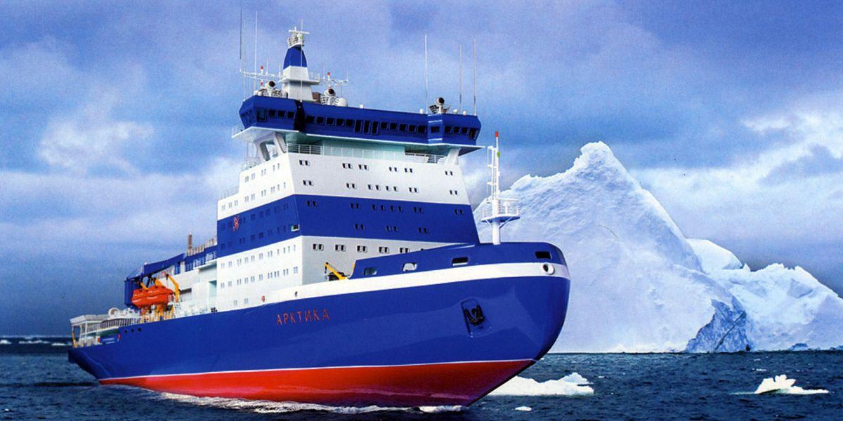 Нефтедобыча в Арктике