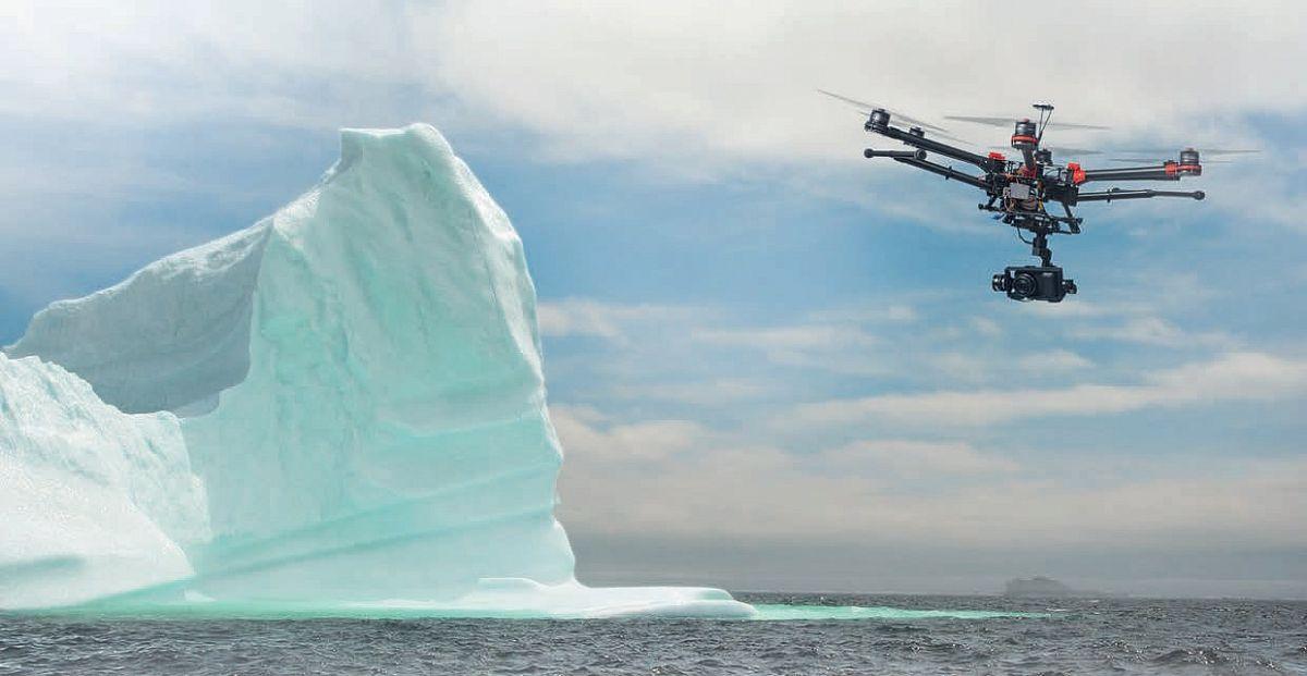 БПЛА в условиях арктического региона