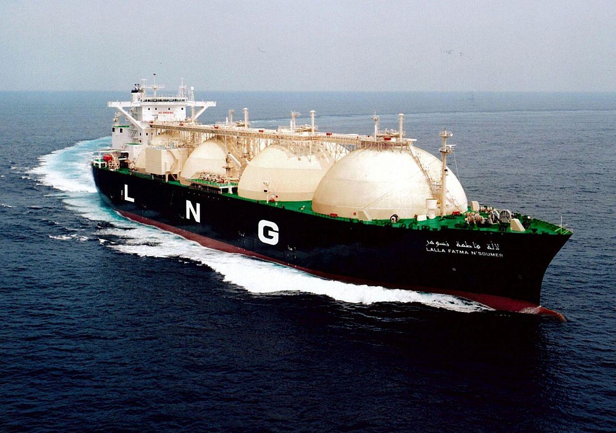 Природный газ как топливо для морских и речных судов