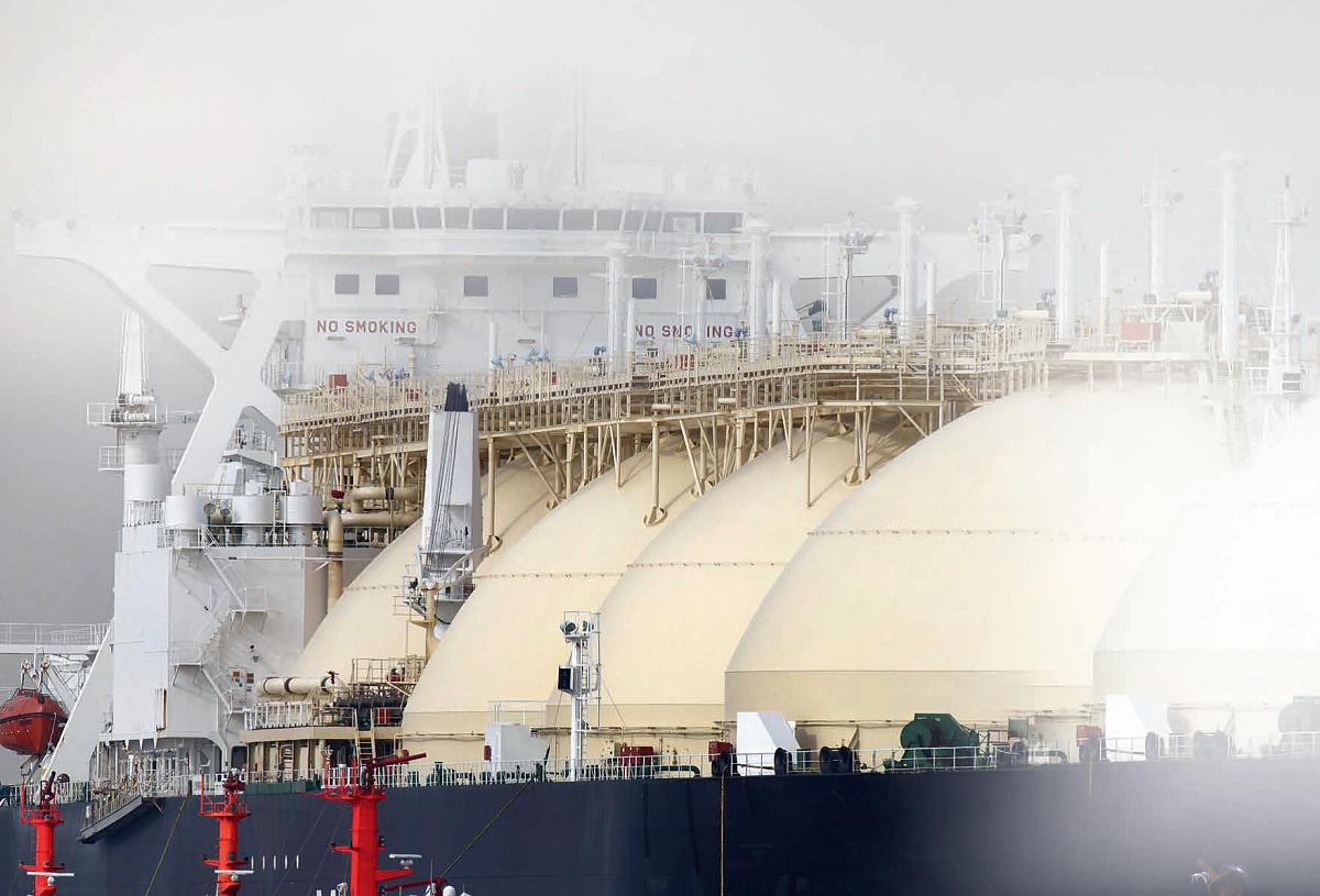 Перевод арктического флота с мазута на сжиженный природный газ (СПГ). Россия в окружающем мире