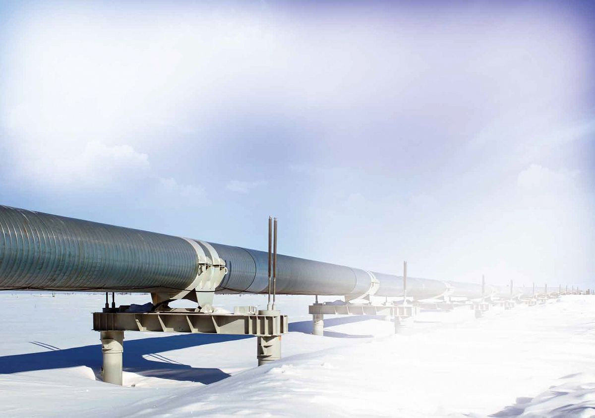 Нефть из тундры
