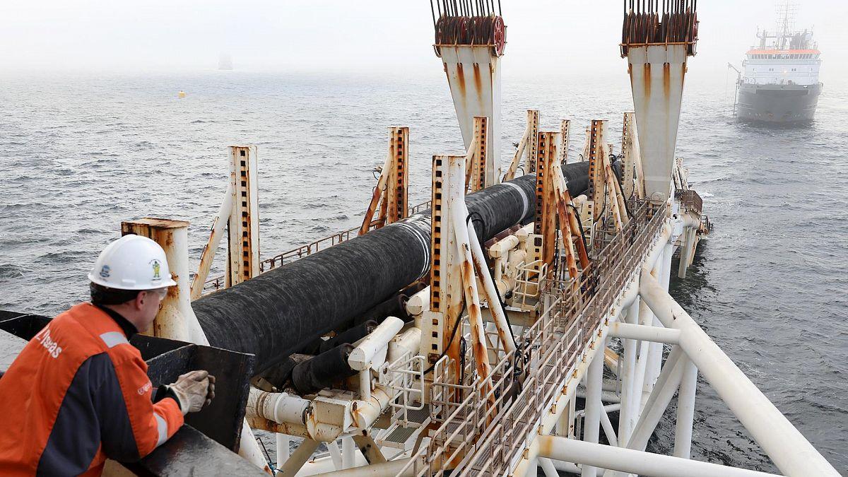 Концепция создания газохимического комплекса в Калининградской области при строительстве  газопровода Nord Stream