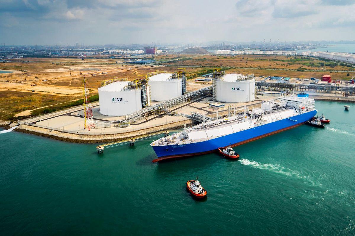 Энергетика будущего и СПГ-бункеровка